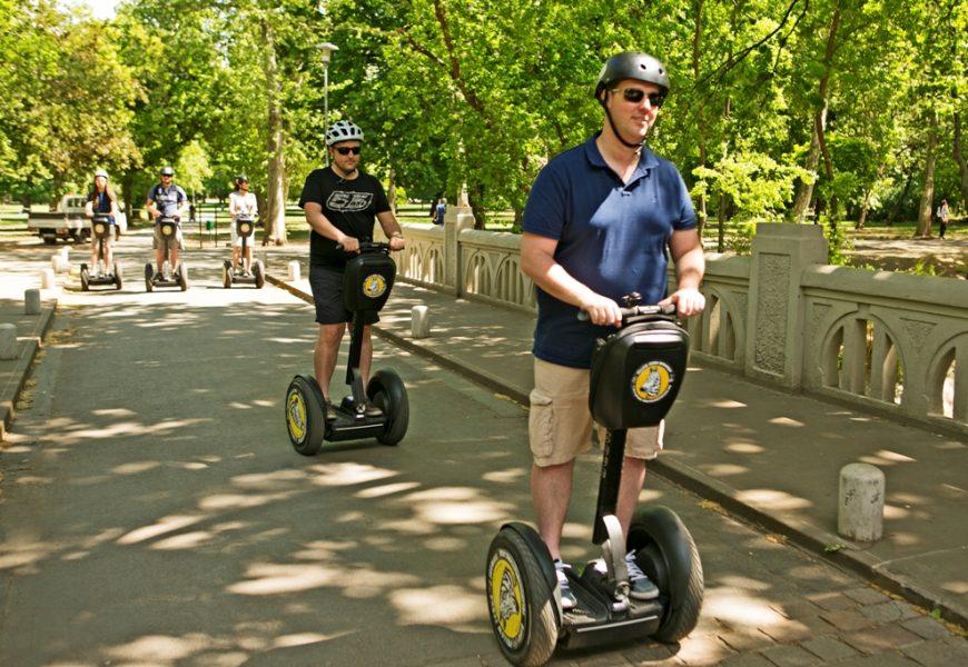 Budapest Private 1-hour City Park Segway Tour
