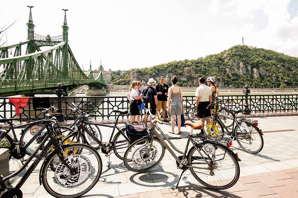 Szentendre Bike Tour,Budapest evening bike ride,Budapest Summer bike ride,Absolute Tours Budapest,bike tours Hungary,guided tours Budapest