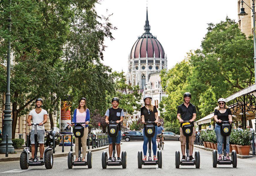 Budapest 2-hour Grand Segway Tour