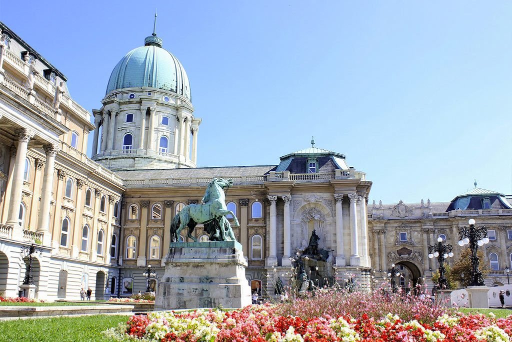 History of Budapest,Private Buda Castle Walk with Cafe Stop, Absolute Tours Budapest,Buda castle, Budapest walking tour,guided tours in Budapest,Budapest Castle District Walk