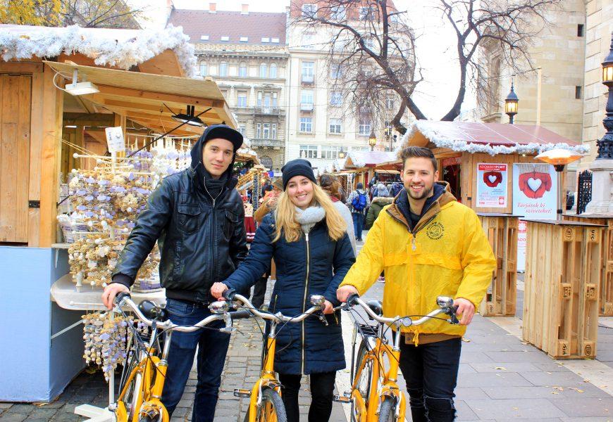Budapest Winter Bike Tour