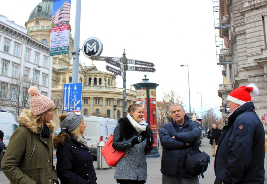 Budapest Private Walk with Basilica Visit