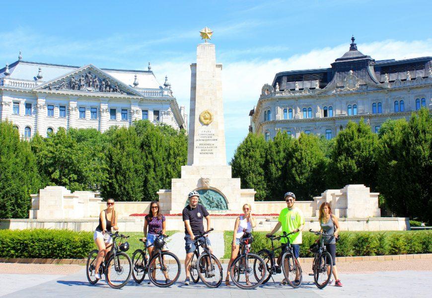 Budapest Private All in One E-Bike Tour