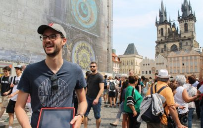 Private Prague Old Town Walking Tour with Cafe Stop